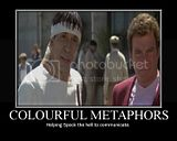 Colourful Metaphors